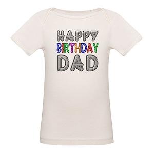 Happy Birthday Brandon Office Supplies Organic Baby T Shirts