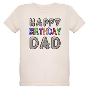 Happy Birthday Irish Office Supplies Organic Kids T Shirts