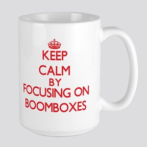Boomboxes Mugs