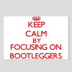 Bootleggers Postcards (Package of 8)