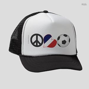 France Soccer Kids Trucker hat