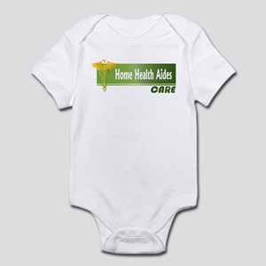 Home Health Aides Care Infant Bodysuit