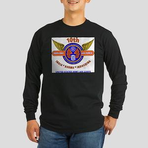 10TH ARMY AIR FORCE WORLD WAR Long Sleeve T-Shirt