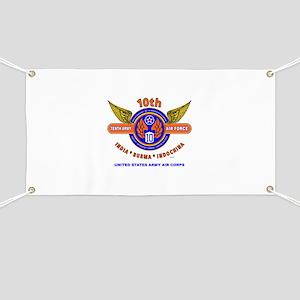 10TH ARMY AIR FORCE WORLD WAR II ARMY AIR C Banner