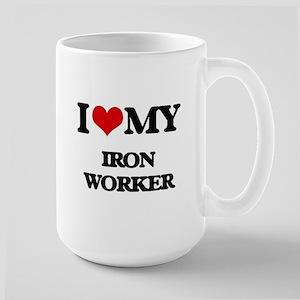 I love my Iron Worker Mugs