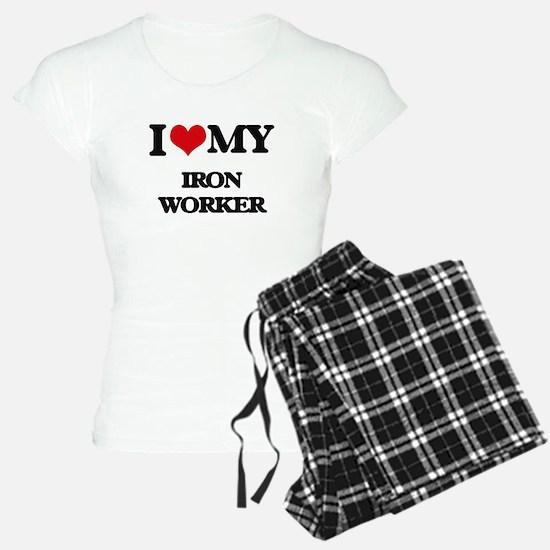 I love my Iron Worker Pajamas