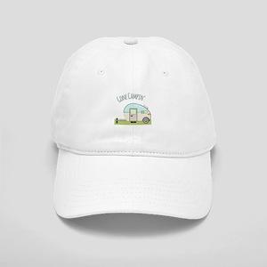 Gone Campin Baseball Cap
