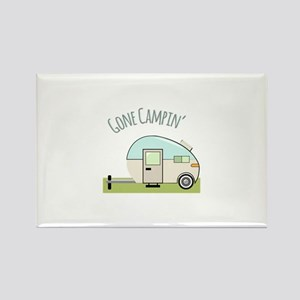 Gone Campin Magnets