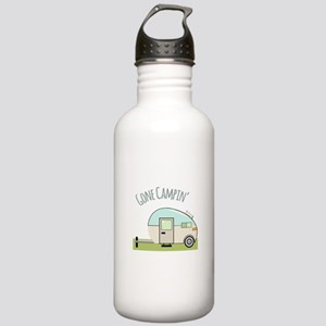 Gone Campin Water Bottle