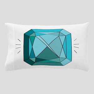 Aquamarine Pillow Case