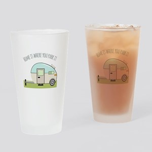 Home Park Drinking Glass