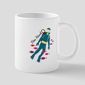 Dive Hard Mugs