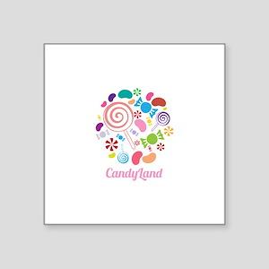 Candy Land Sticker