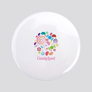 """Candy Land 3.5"""" Button"""