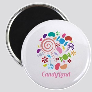 Candy Land Magnets