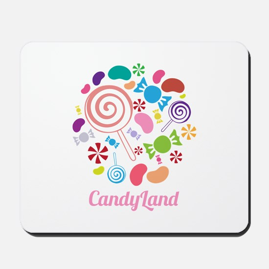 Candy Land Mousepad