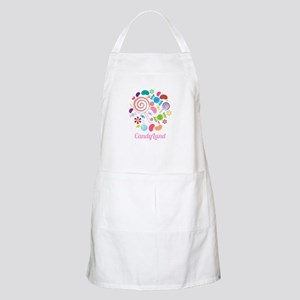 Candy Land Apron