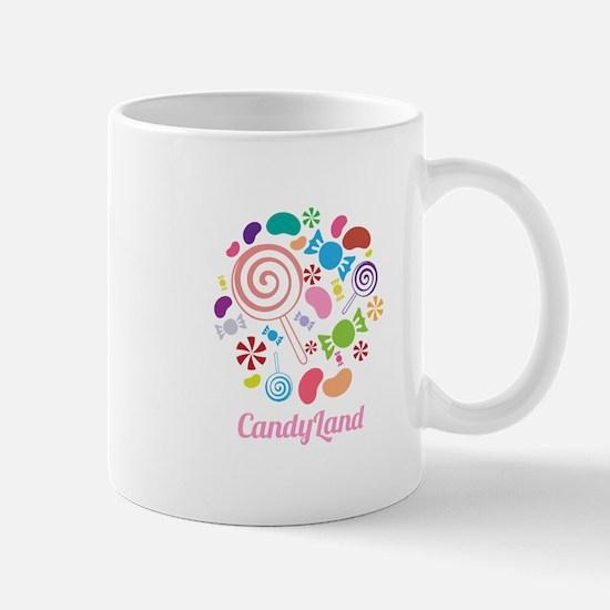 Candy Land Mugs