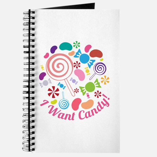 I Want Candy Journal