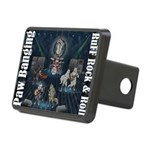 Paw Banging, RuFF, Rock Roll Hitch Cover