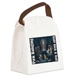 Paw Banging, RuFF, Rock Roll Canvas Lunch Bag