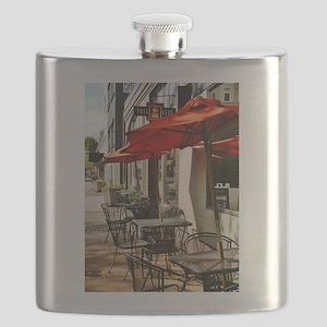 FULL CITY CAFE Flask