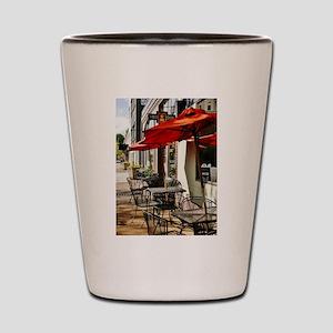 FULL CITY CAFE Shot Glass
