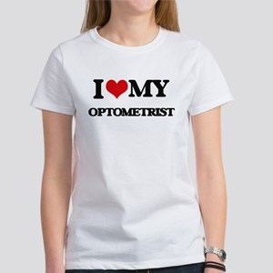 I love my Optometrist T-Shirt