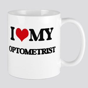 I love my Optometrist Mugs