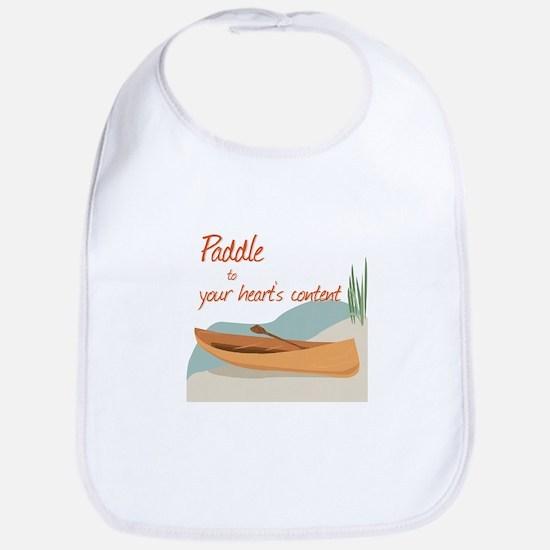 Paddle Hearts Bib