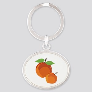 Peaches Keychains
