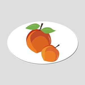 Peaches Wall Decal