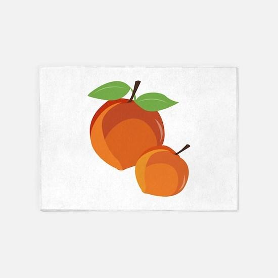 Peaches 5'x7'Area Rug
