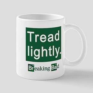 Tread Lightly Breaking Bad Mug