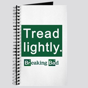 Tread Lightly Breaking Bad Journal