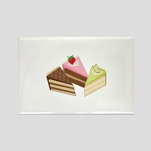 Cake Slices Magnets