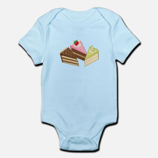 Cake Slices Body Suit