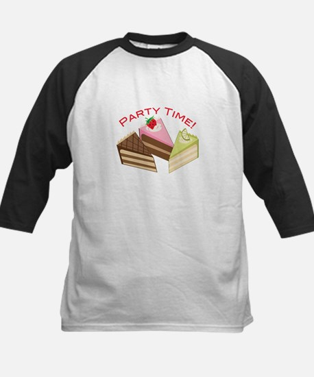 Party Time Baseball Jersey