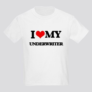 I love my Underwriter T-Shirt