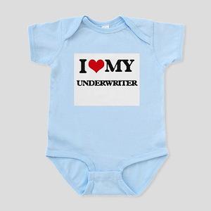 I love my Underwriter Body Suit