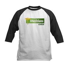 Dietitians Care Kids Baseball Jersey