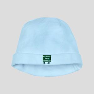 No More Half-Measures baby hat