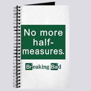 No More Half-Measures Journal