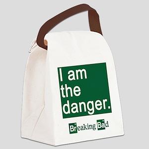 BREAKING BAD: I Am the Danger Canvas Lunch Bag