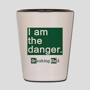 BREAKING BAD: I Am the Danger Shot Glass