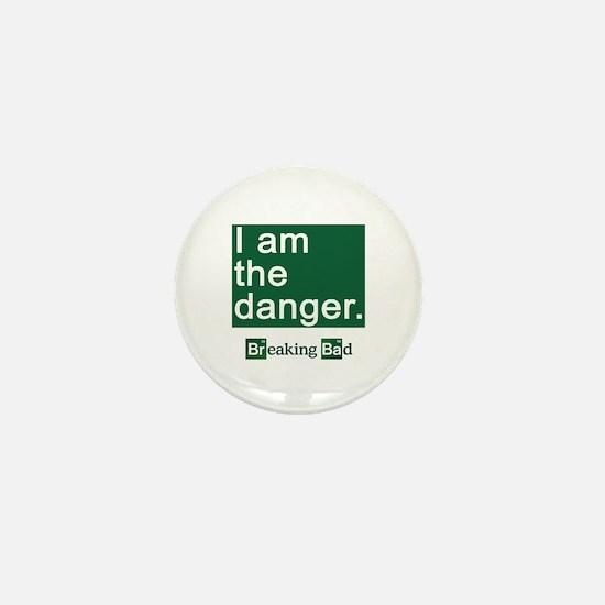 BREAKING BAD: I Am the Dange Mini Button (10 pack)