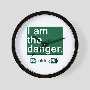 BREAKING BAD: I Am the Danger Wall Clock
