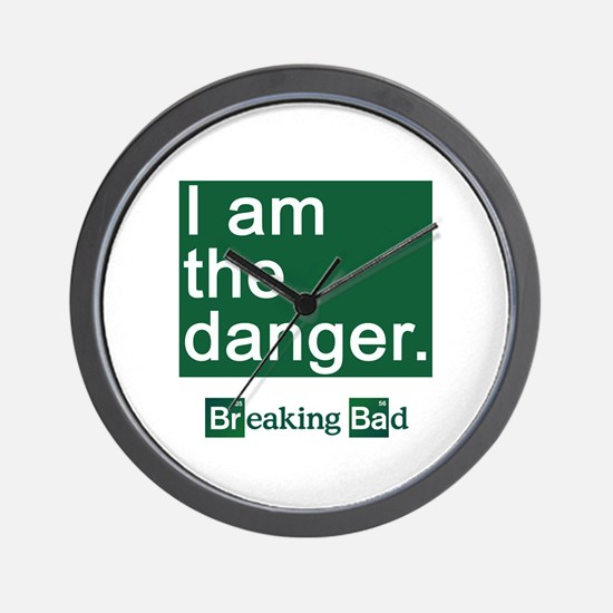 BREAKING BAD: I Am the Danger Wall Clock