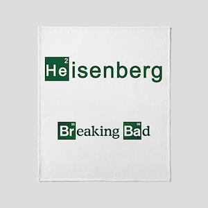 Breaking Bad HEISENBERG Throw Blanket