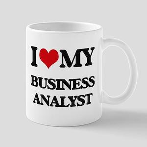 I love my Business Analyst Mugs